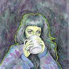 Coffee First by brettisagirl