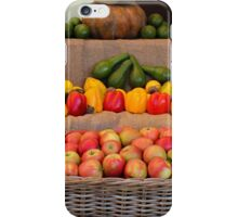 iPhone Fruit and Vegetables iPhone Case/Skin