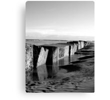 Sea Blocks Canvas Print