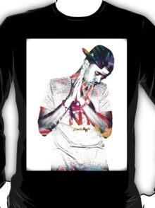 J.Cole - Tye Dye T-Shirt