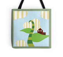 Bean Stalk Tote Bag