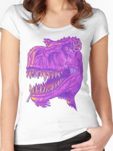 Stoner Rex Women's Fitted Scoop T-Shirt