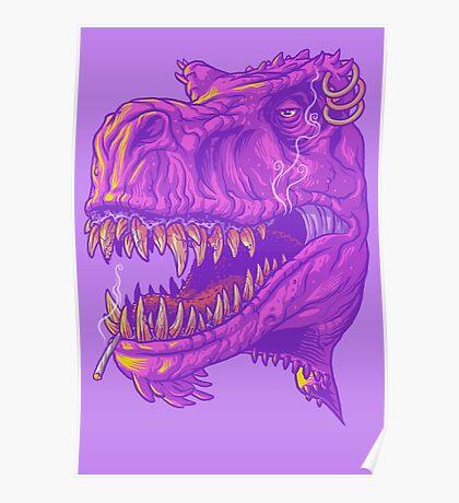 Stoner Rex Poster