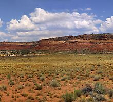 Glen Canyon National Park by snehit