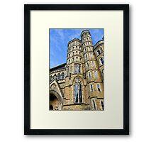Old College, Aberystwyth University Framed Print