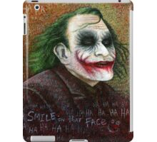 Joker iPad Case/Skin