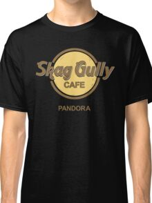 Skag Gully Cafe (undistressed) Classic T-Shirt