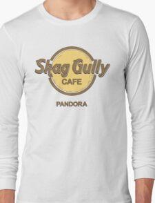Skag Gully Cafe (undistressed) Long Sleeve T-Shirt