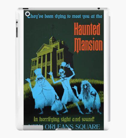 Haunted Mansion iPad Case/Skin