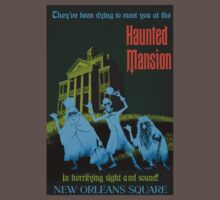 Haunted Mansion by kayshakirkland