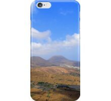 The Valley Of Ten Thousand Palms................Lanzarote iPhone Case/Skin