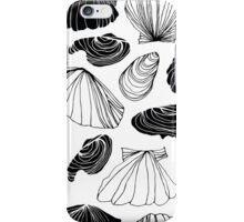 Graphic of the sea iPhone Case/Skin