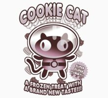 Cookie Cat Parody Kids Tee