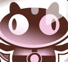 Cookie Cat Parody Sticker