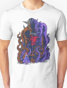 Demon and Child Unisex T-Shirt