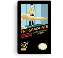 NES presents The Graduate Canvas Print