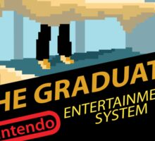 NES presents The Graduate Sticker