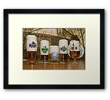 Tradition 1846 - 2010 Framed Print