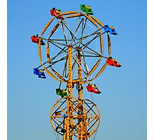 Colors Of The Fair ~ Part Three Photographic Print