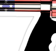 America's Roullette Sticker
