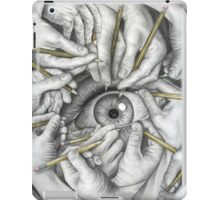 Drawn To See iPad Case/Skin