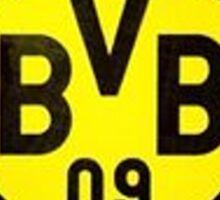 Borussia Heart Sticker