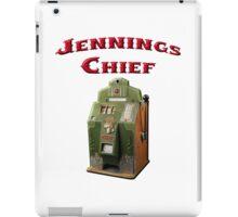 Jennings Chief iPad Case/Skin