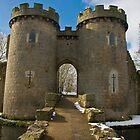 Whittington Castle #2 by Sheila Laurens