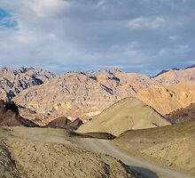 Road to Borax - Death Valley by Robert Kelch, M.D.