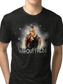 Whouffaldi  Tri-blend T-Shirt