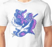 Just the Ninja Yeti Unisex T-Shirt