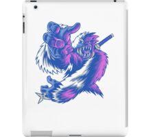 Just the Ninja Yeti iPad Case/Skin