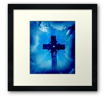 Jesus Did It All For You Framed Print