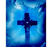 Jesus Did It All For You Photographic Print