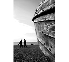 Brighton Beach Photographic Print