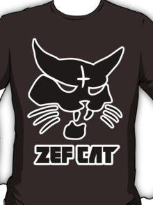 Zefcat (black) T-Shirt