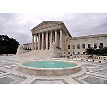 U.S. Supreme Court Photographic Print