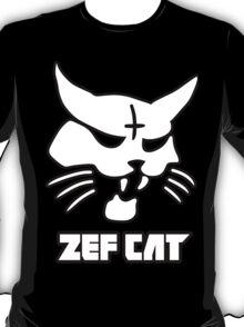 Zefcat (white) T-Shirt