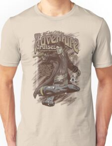 Adventure Cruises Parody Unisex T-Shirt