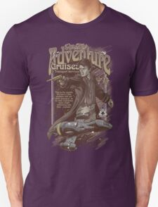 Adventure Cruises Parody T-Shirt
