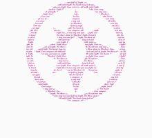 Violet Lantern Corps Unisex T-Shirt