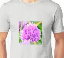 Chive flower Unisex T-Shirt