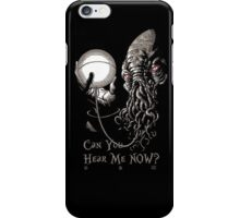 Can You Hear Me Now Parody iPhone Case/Skin