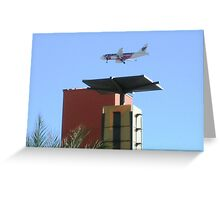 Touch Down.........Arizona Cardinals.............. Greeting Card