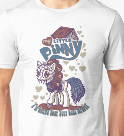 My Little Pinny Parody Unisex T-Shirt