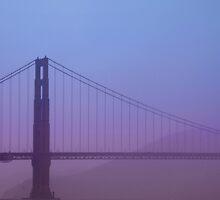 Golden Gate Bridge by Jarede Schmetterer