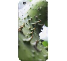Thorny junction iPhone Case/Skin