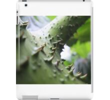 Thorny junction iPad Case/Skin