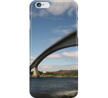 Skye Bridge and Kyleakin Lighthouse iPhone Case/Skin