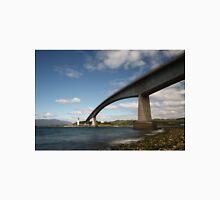 Skye Bridge and Kyleakin Lighthouse Unisex T-Shirt